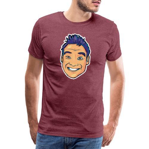 Fran Smile - Camiseta premium hombre