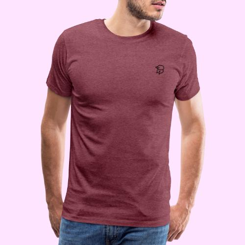 Pinkguin colorless - Herre premium T-shirt