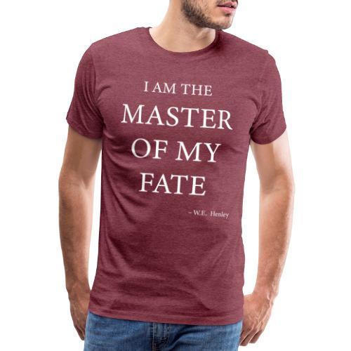 Master Of My Fate - Männer Premium T-Shirt