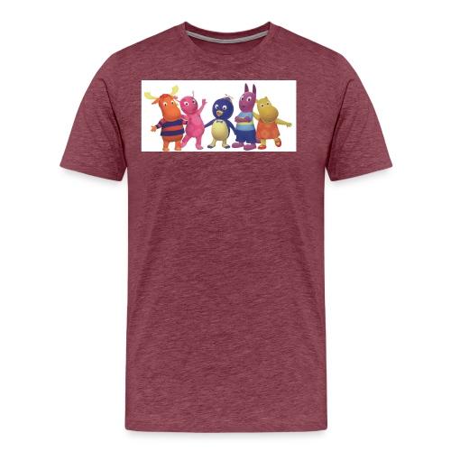 Thegang jpg - Premium-T-shirt herr