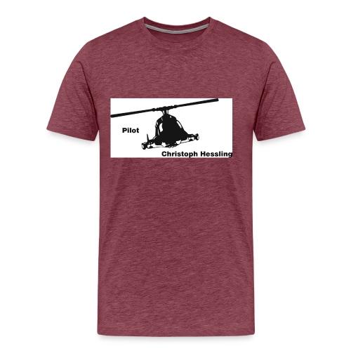 christoph hessling - Männer Premium T-Shirt