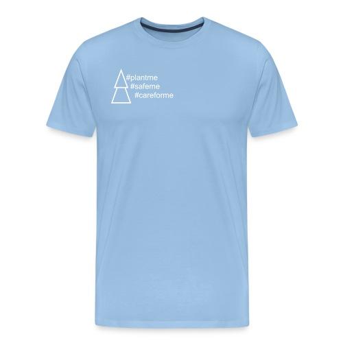 Plant me! - Männer Premium T-Shirt