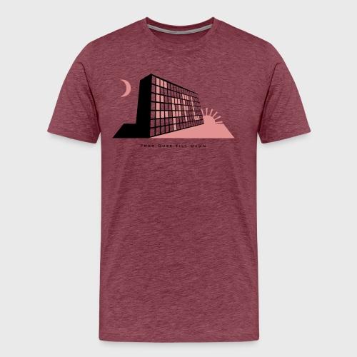 From Dusk till Dawn - Männer Premium T-Shirt