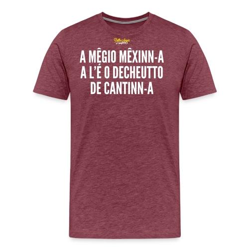 a megio mexinna - Maglietta Premium da uomo