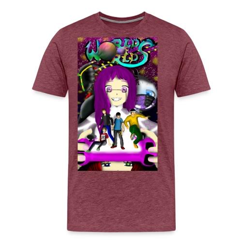 World Of Worlds THE AWAKENING - Camiseta premium hombre