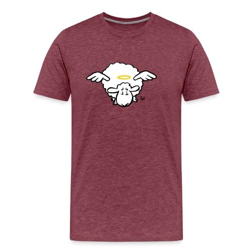Angel Sheep - Männer Premium T-Shirt