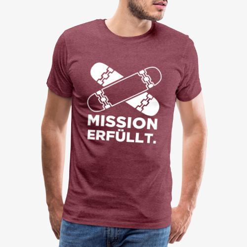 Erfüllung - Männer Premium T-Shirt