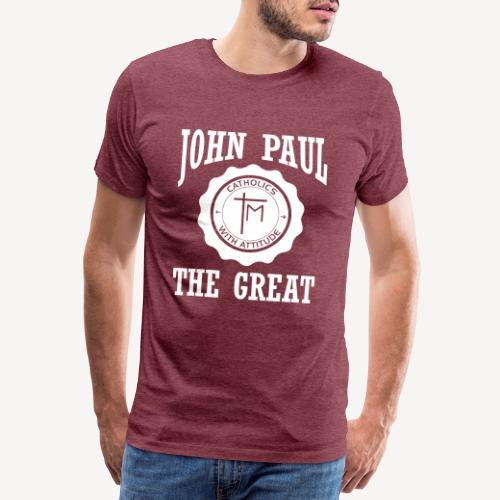 JOHN PAUL THE GREAT - Men's Premium T-Shirt