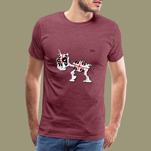 Der erste Sarde - Männer Premium T-Shirt