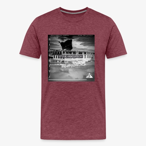 BIARRITZ PERCEPTION - PERCEPTION CLOTHING - T-shirt Premium Homme