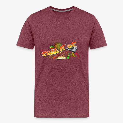 Pull it up!! Kansidah Design - Männer Premium T-Shirt