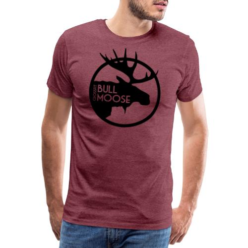 CROSSFITBULLMOOSE - Maglietta Premium da uomo