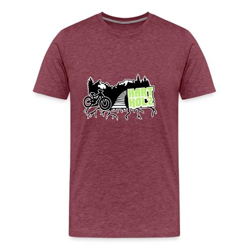 HARTHOLZ Freeride - Männer Premium T-Shirt