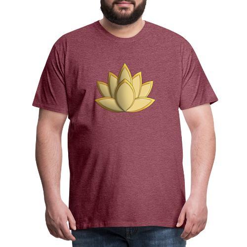 Lotus - T-shirt Premium Homme