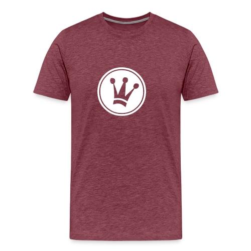 Couronne Blanche - T-shirt Premium Homme