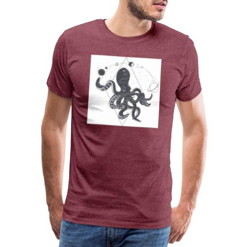 pulpo estelar - Camiseta premium hombre