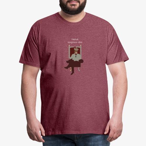 Avé Hervé - T-shirt Premium Homme