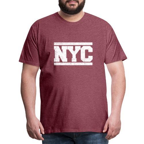 NYC - Camiseta premium hombre