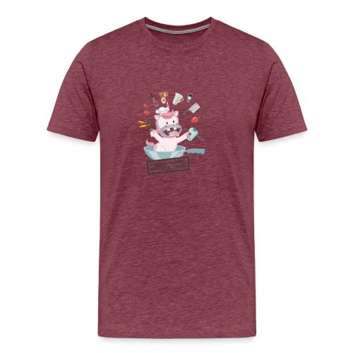 ChefDeCuisine - Männer Premium T-Shirt