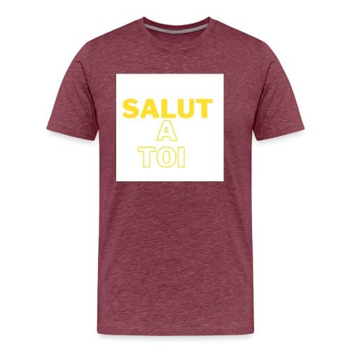 salut - T-shirt Premium Homme