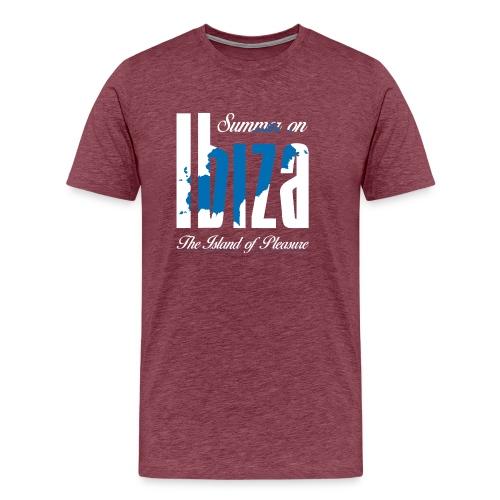 tmmibiza2017a - Men's Premium T-Shirt
