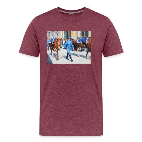 berhogvakt 20150530 046-MCAA - Premium-T-shirt herr