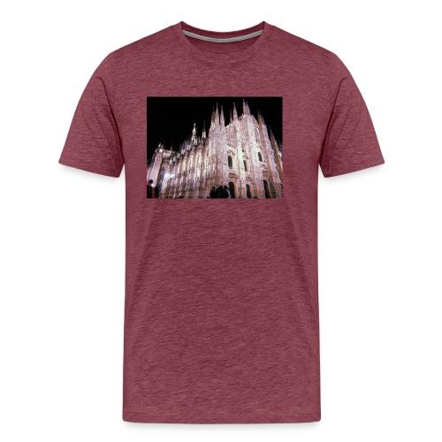 duomo di milano - Camiseta premium hombre