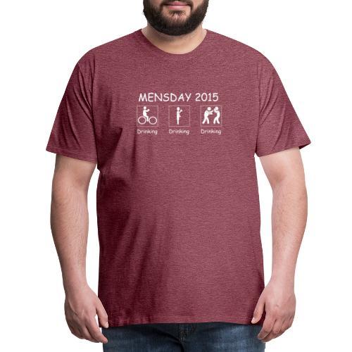 Mensday #02 - Männer Premium T-Shirt