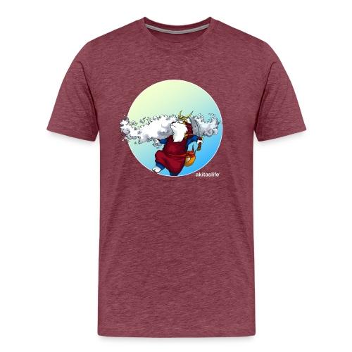 Akita Samurai Sky Giacche & gilet - Men's Premium T-Shirt