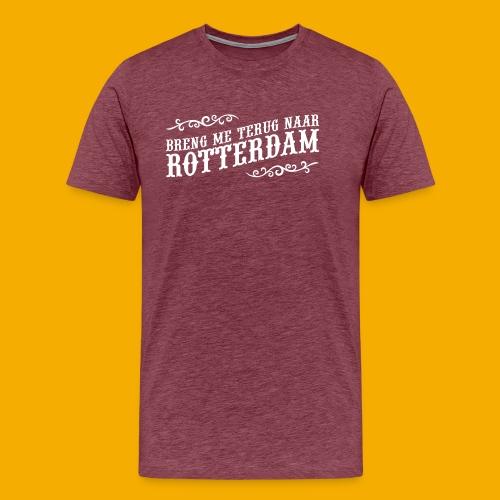 bmtnr wht 01 - Mannen Premium T-shirt