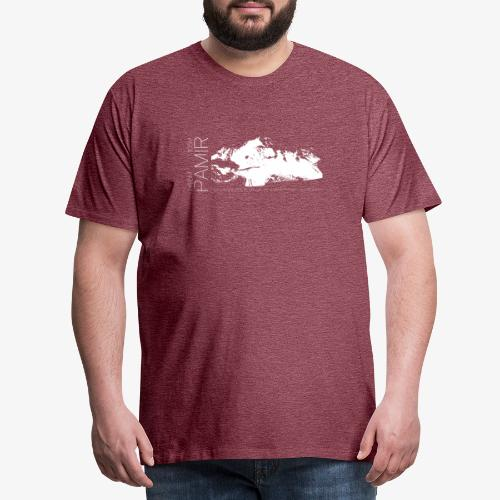 Pamir expedition white - Men's Premium T-Shirt