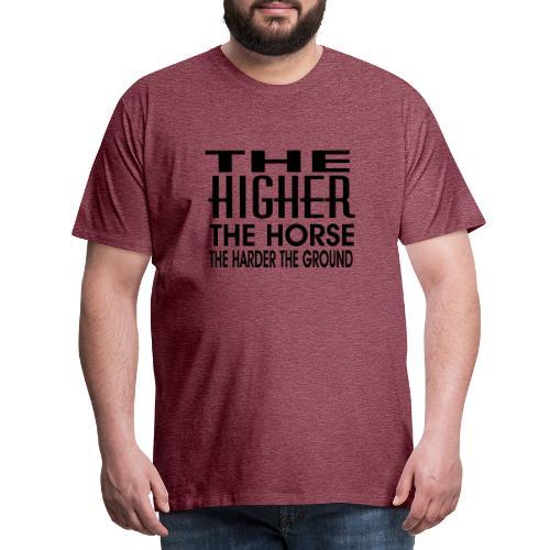 hoch2 - Männer Premium T-Shirt