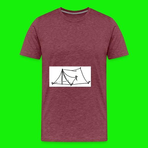 NOT THAT gif - Men's Premium T-Shirt