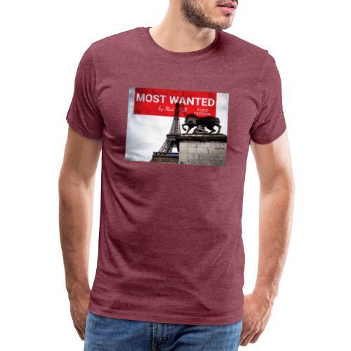 MOST Wanted - PARIS EDITION V3 - T-shirt Premium Homme