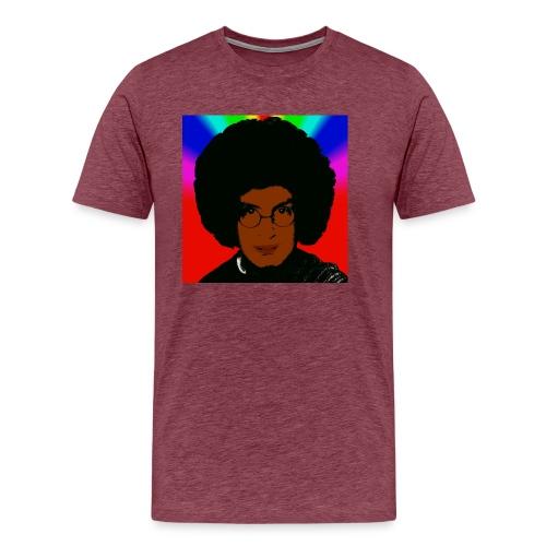 afro1 - Männer Premium T-Shirt