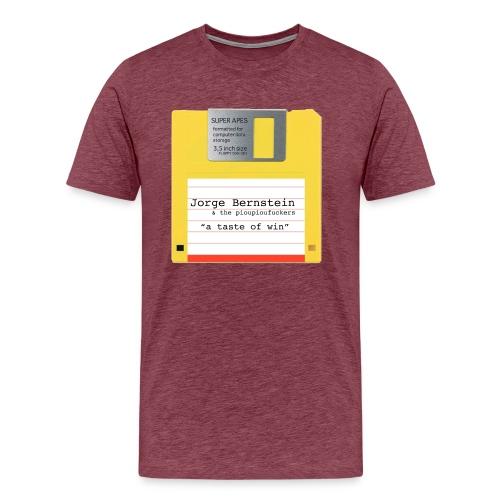 FloppyDisc png - T-shirt Premium Homme