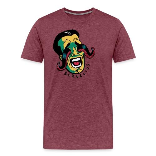 Bernelius Tentacle Man - Men's Premium T-Shirt