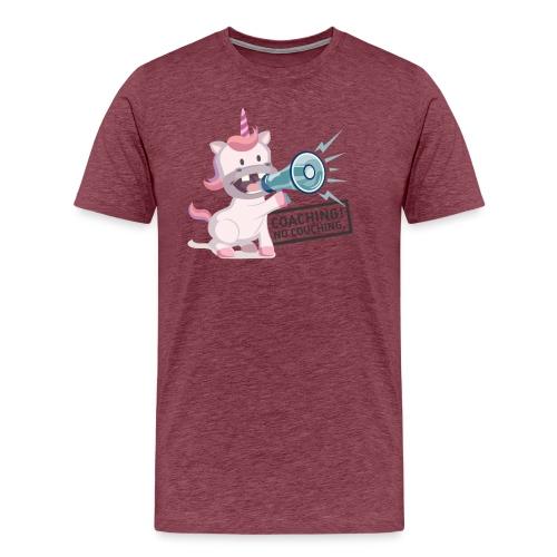 Coach - Männer Premium T-Shirt