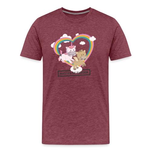 Tandemmaster - Männer Premium T-Shirt