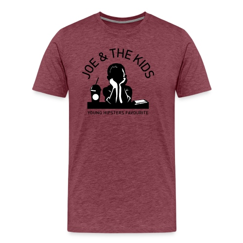 Joe & The Kids - Herre premium T-shirt