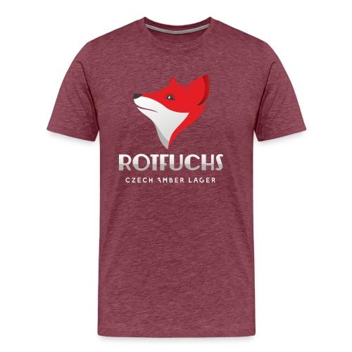 HBH RotFuchs1 - Männer Premium T-Shirt
