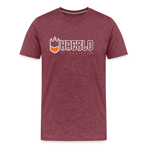 haerlo final - Mannen Premium T-shirt