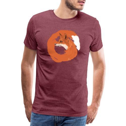 Fox - Männer Premium T-Shirt