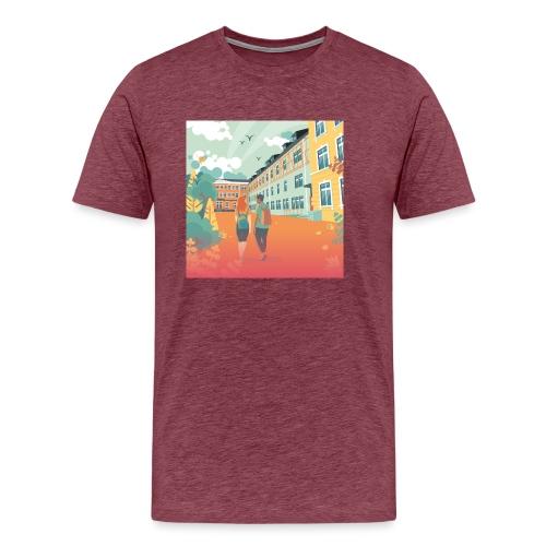 T-Shirt Vie À Saint André 108 - T-shirt Premium Homme