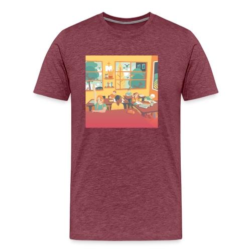 T-Shirt Vie À Saint André 109 - T-shirt Premium Homme