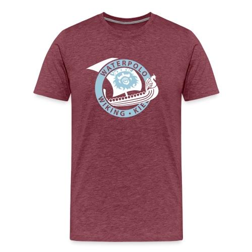 Wiking Kiel Logo - Männer Premium T-Shirt