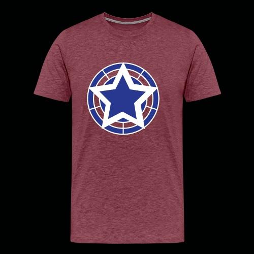 Stern Logo - Männer Premium T-Shirt