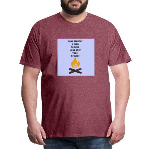 pour homme et femme - T-shirt Premium Homme