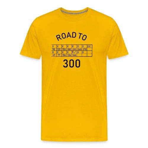 En route vers le 300 - T-shirt Premium Homme