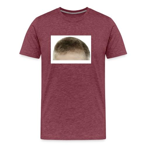 Voorhoofd - Mannen Premium T-shirt